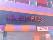 MetroPCS store sign