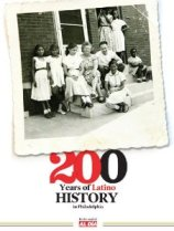 200 Years of Latino History in Philadelphia - book cover
