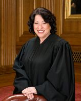 Supreme Court Justice Sonia Sotomayor (Photo credit: Wikipedia.)
