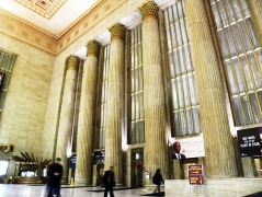 30th Street Station interior