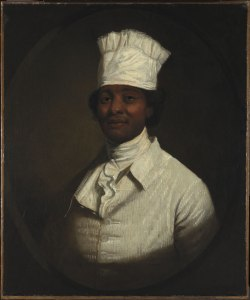 Portrait of George Washington's Cook [Hercules]